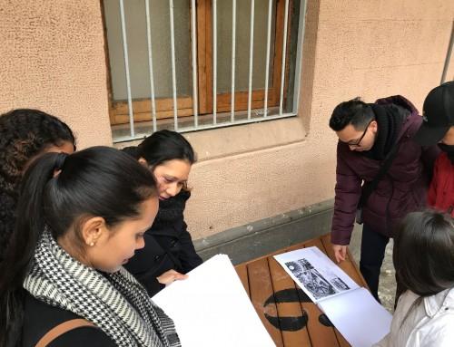 La Mano Que Ayuda visita a los presos de la cárcel modelo de Barcelona
