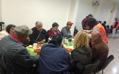 Cena Solidaria en Tarragona para las personas sin hogar