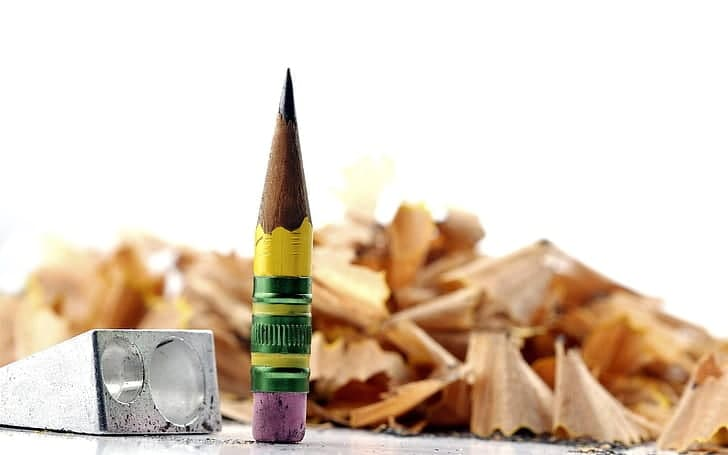 Pencil qualities