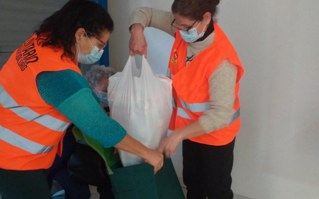 Más de 150 familias necesitan ayuda para poder alimentarse