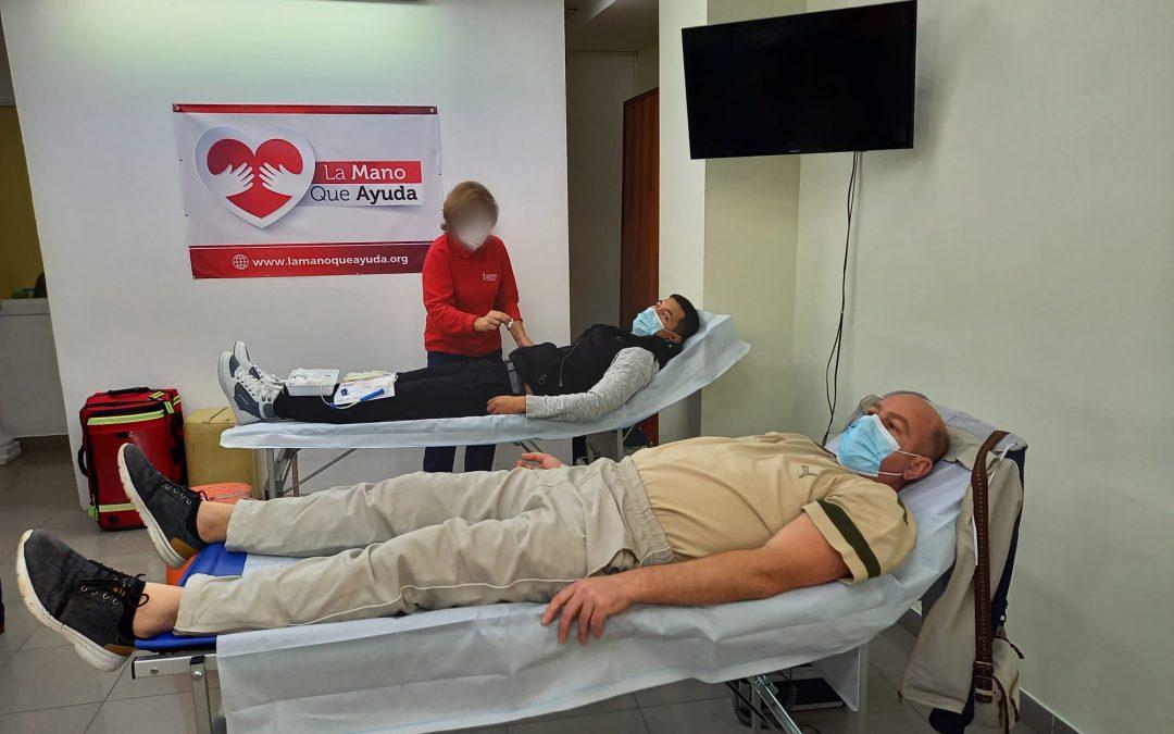 Blood Donation in Castellón